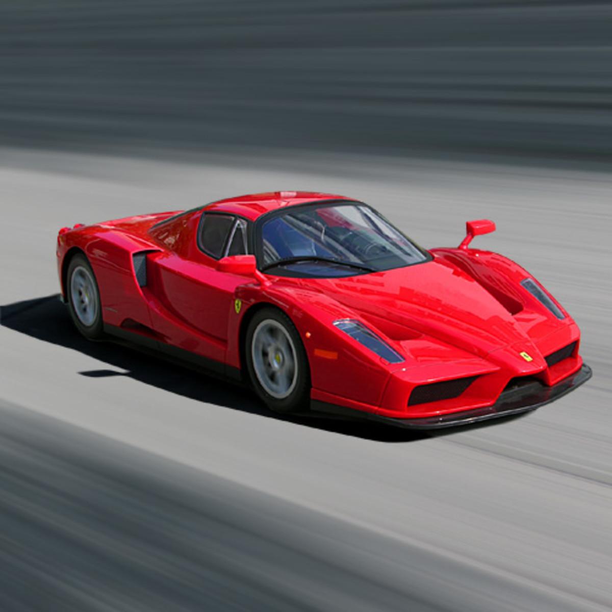 4.Ferrari Enzo