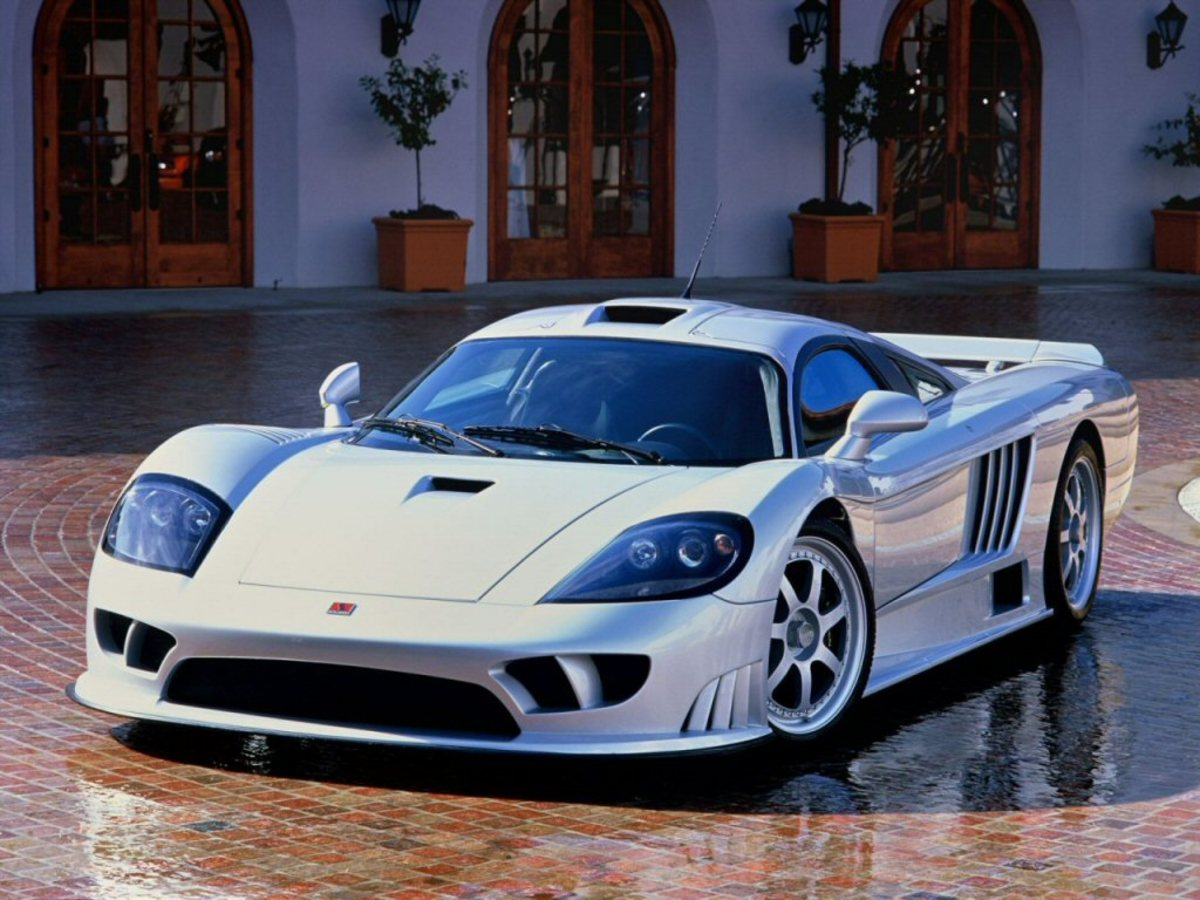 7. Saleen S7 Twin Turbo
