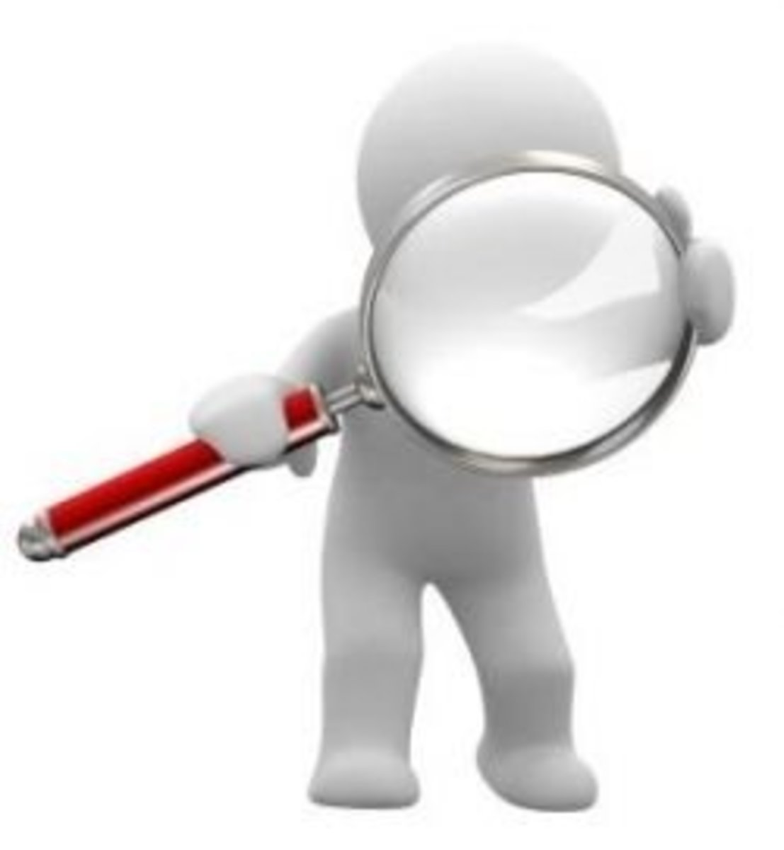 How To Find Background Information And Do A Criminal Check?