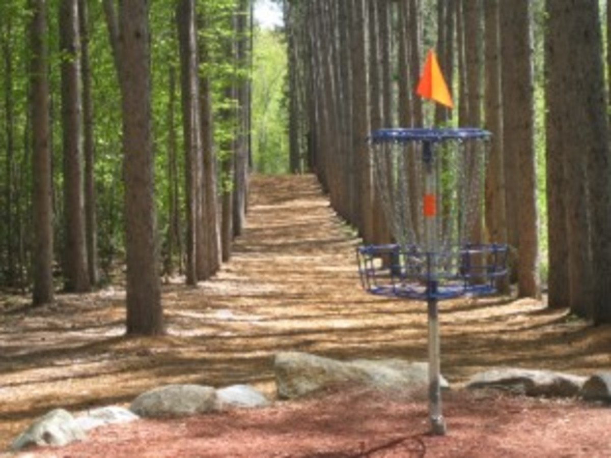 How to practice Disc Golf to help you play better
