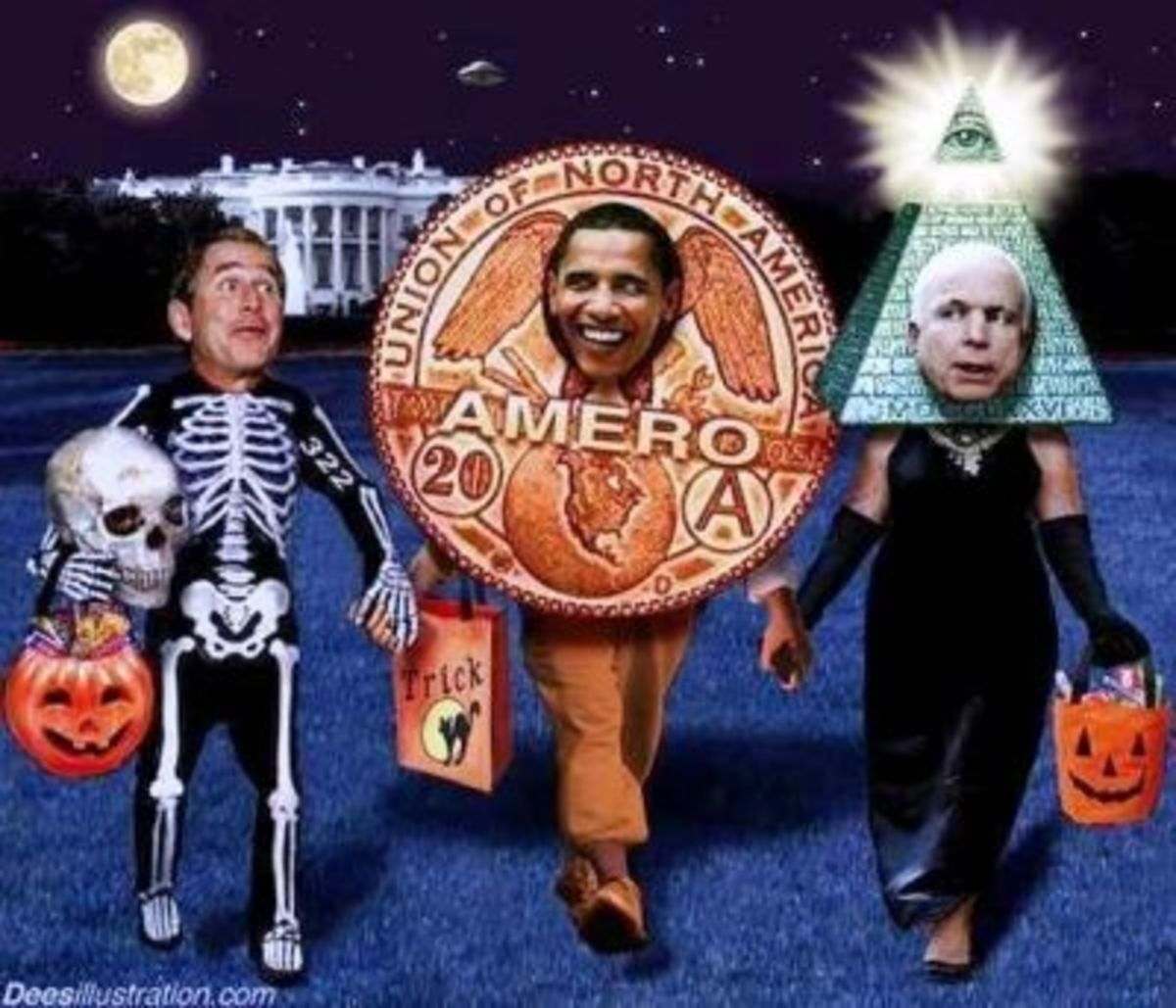 Trick or Treat in DC