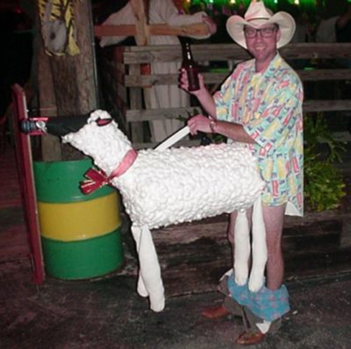 Sheep Molester