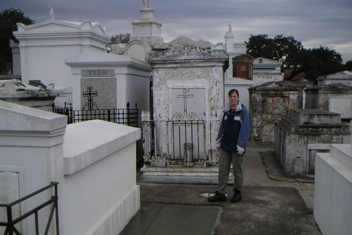 New Orleans Cemeteries , City's of the Dead