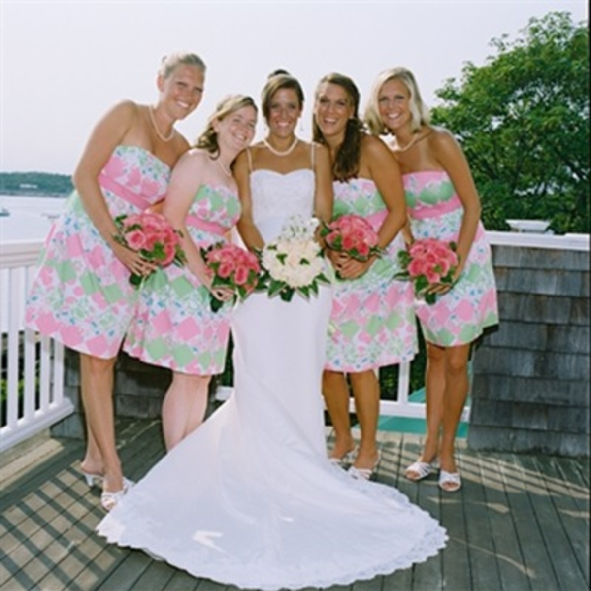 Lily Bridesmaid Dresses