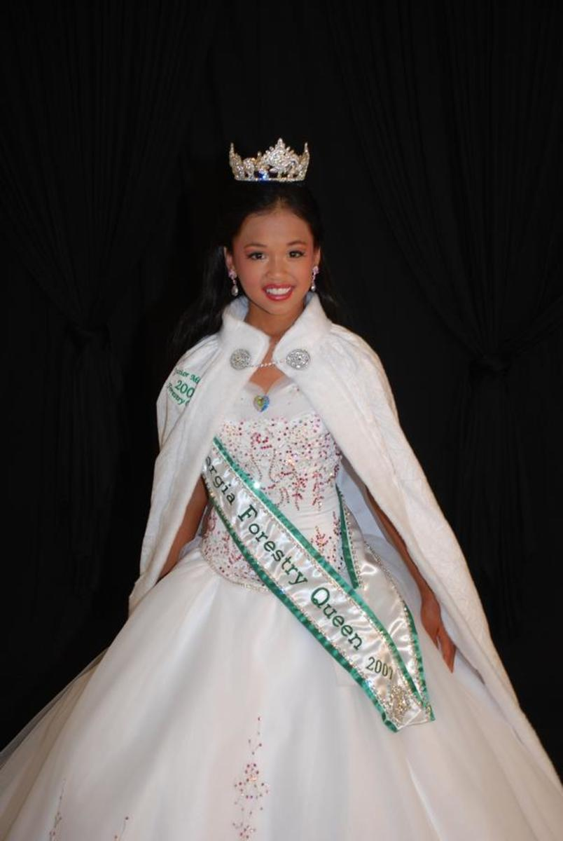 Beauty Pageant Dresses for 13 Year Old