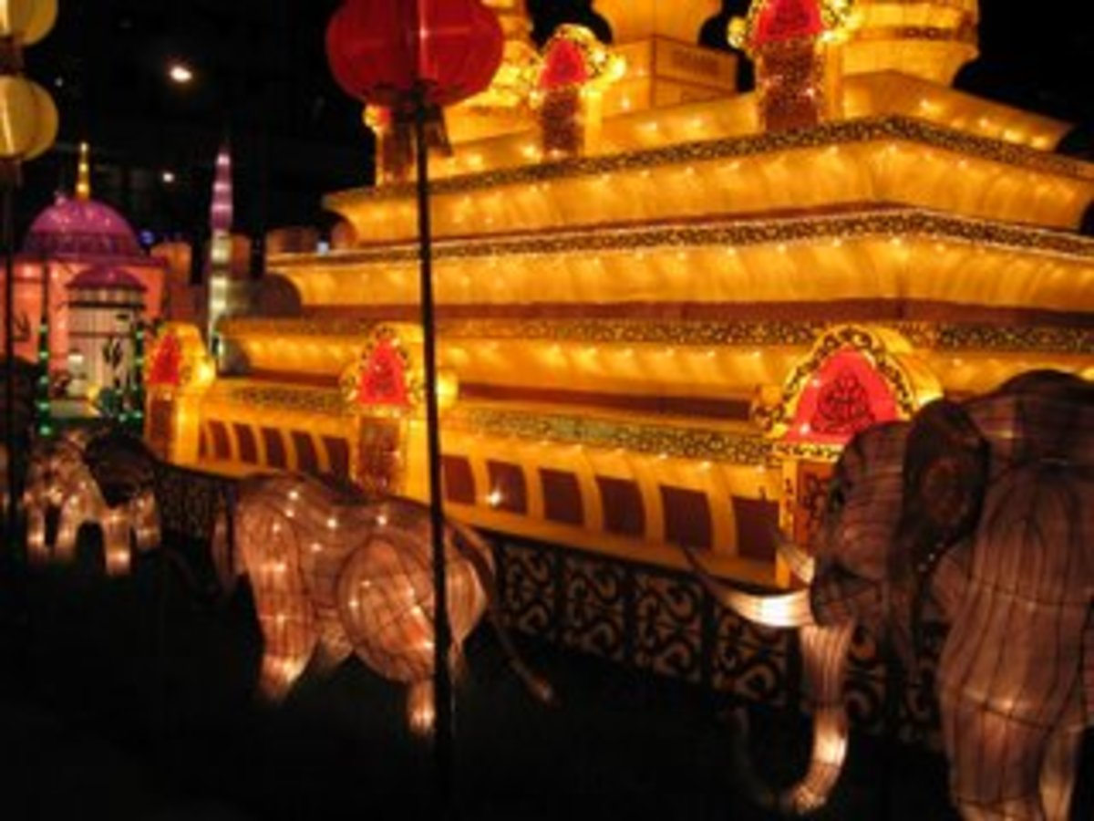 Chung Ch'ui Festival in Singapore
