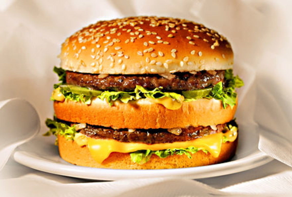 The Big Mac Syndrome: Why does the Big Mac only have one slice of cheese?