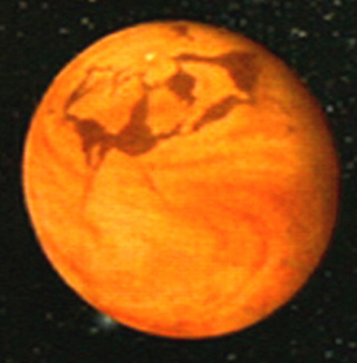 Arrakis.  Dune.  The Desert Planet of Frank Herbert's Dune series.