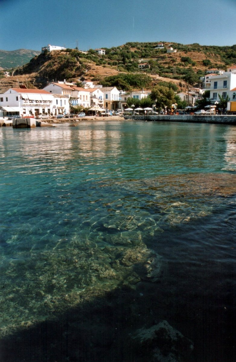 Longevity Secrets from an island in Greece called Ikaria