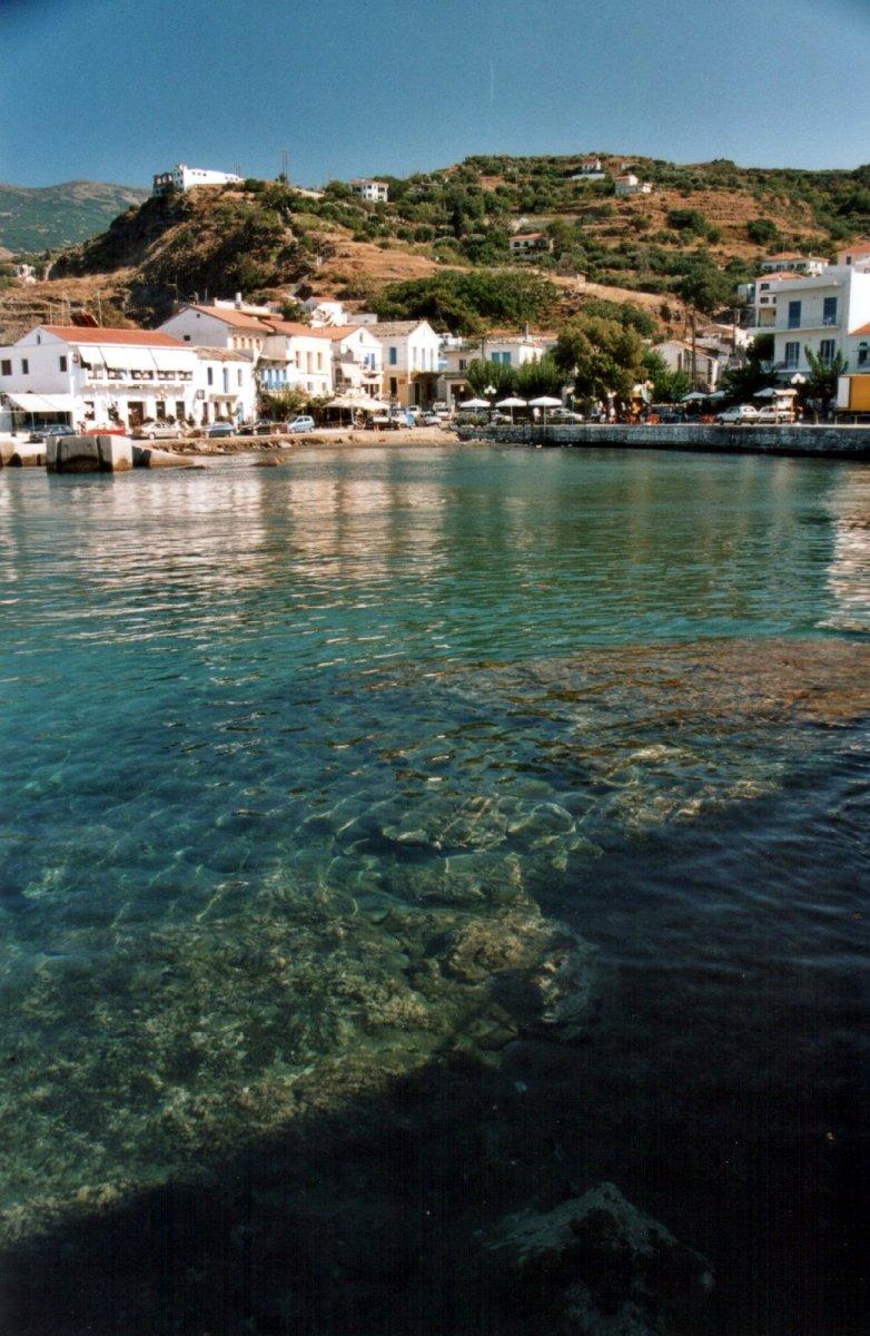 Ikaria city - longevity