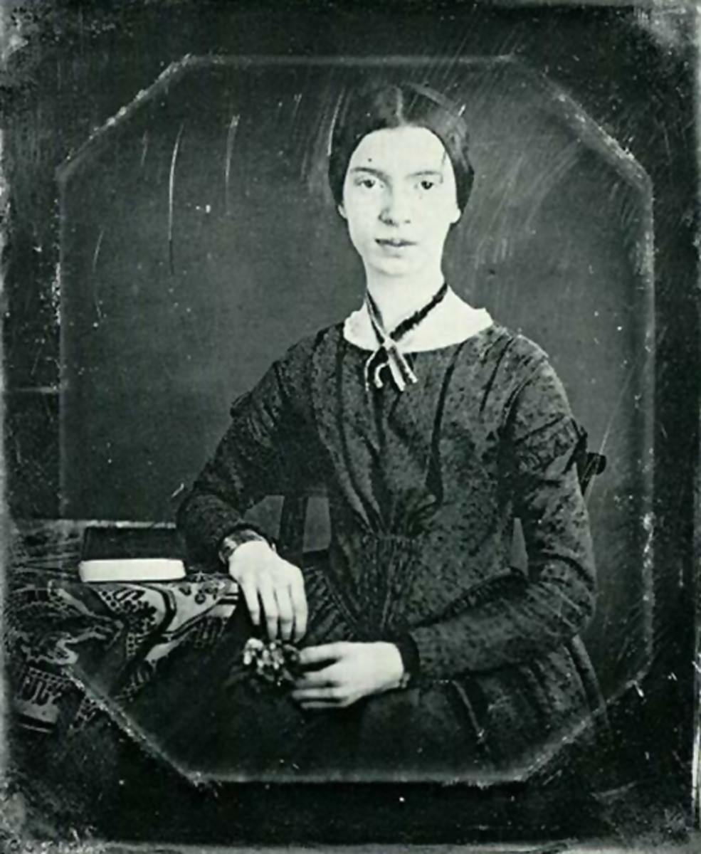 Emily Dickinson Biography and Poetry by : Ryan C. Beitler