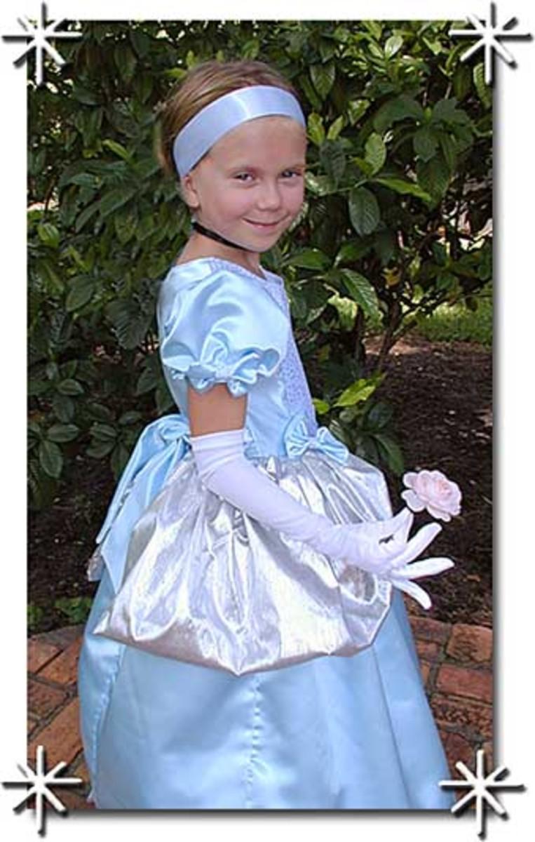 Cinderella costume from missem.com