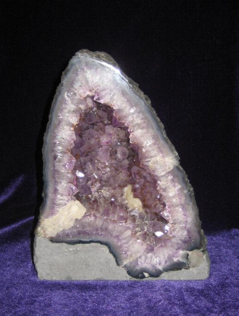 The Healing and Magical properties of Amethyst