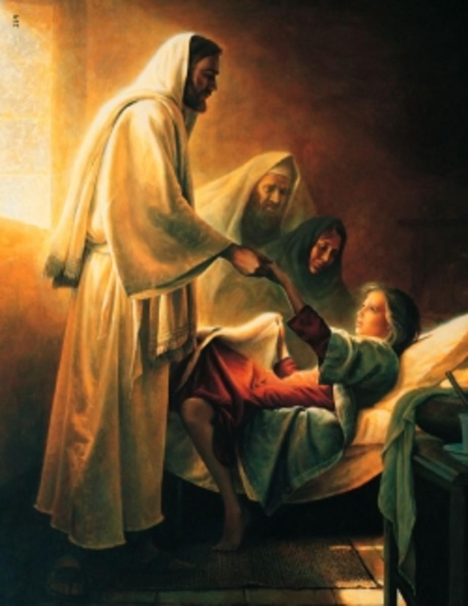 Healing Scriptures, Prayers and Declarations