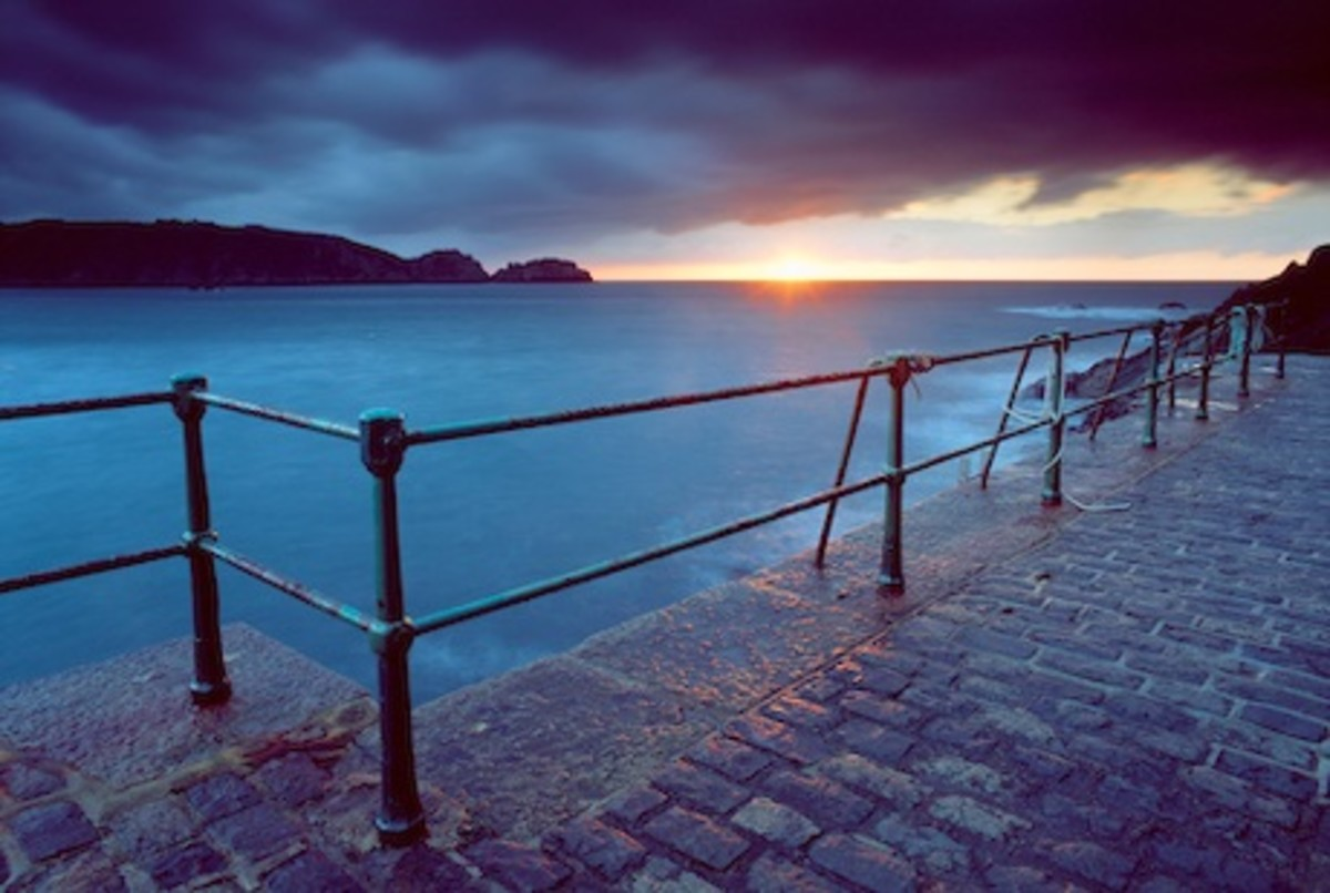 Beautiful Pictures and Photos of Guernsey Scenery