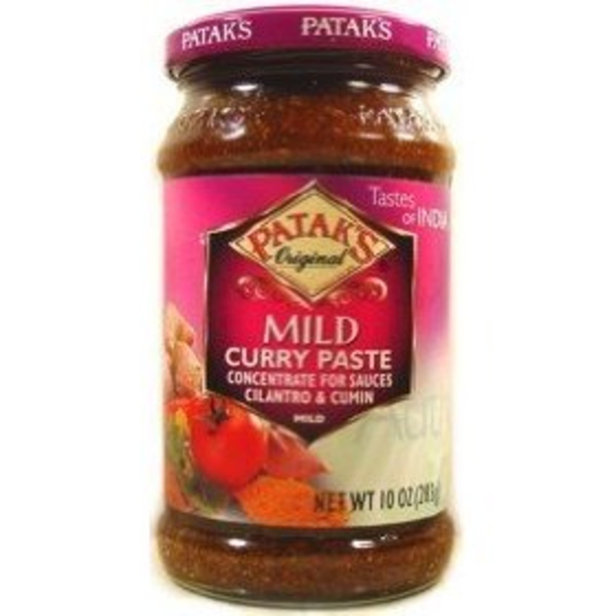 How to cook curry the easy way using Patak's curry paste