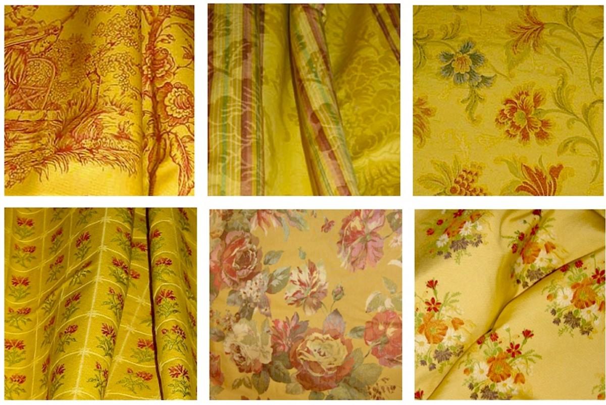Fabrics Courtesy of