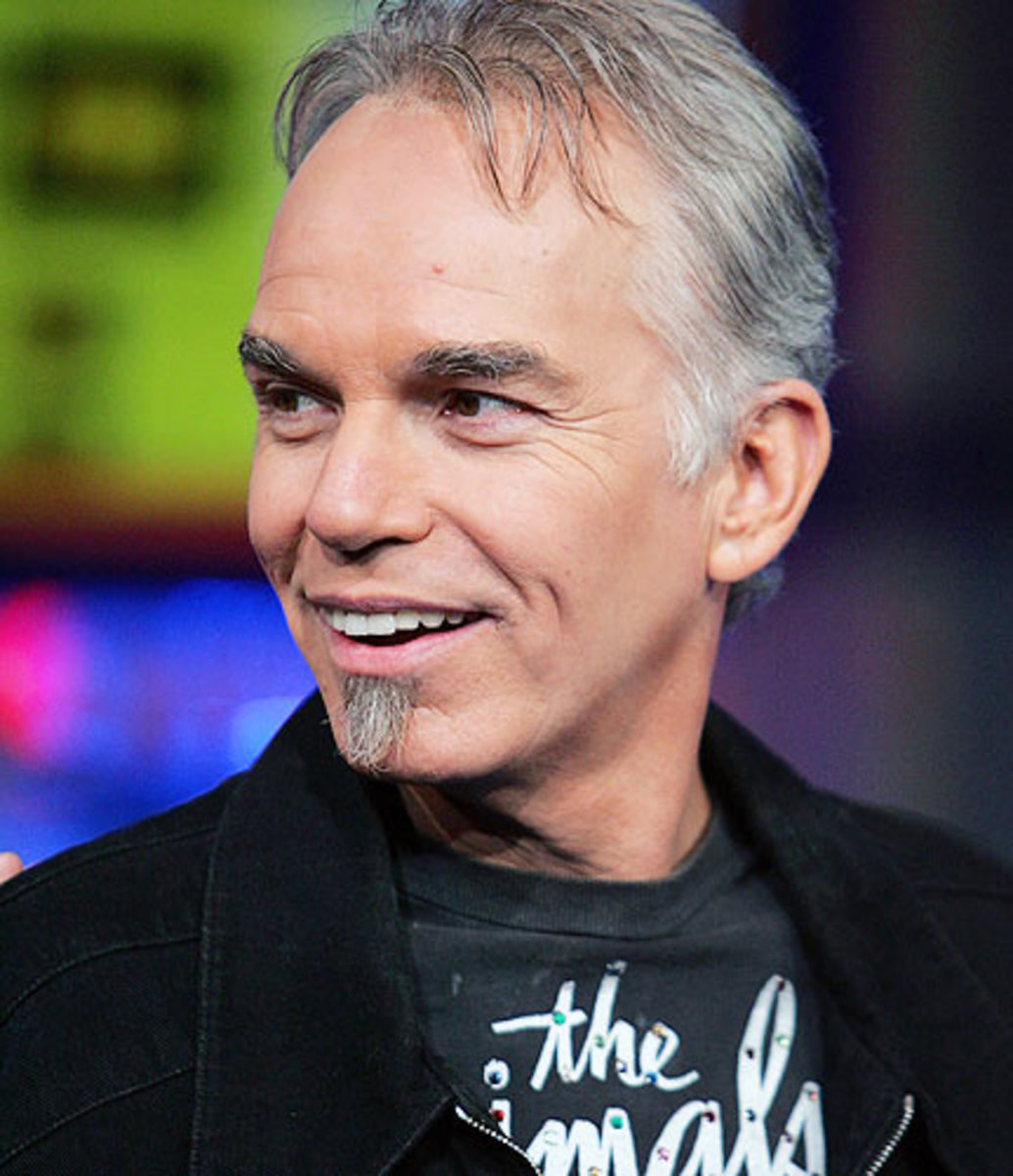 Billy Bob Thornton lives gluten free.