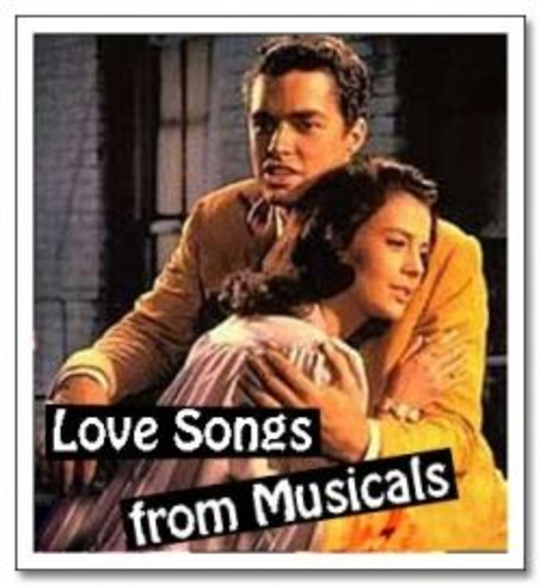 Love Songs From Musicals for Your Wedding