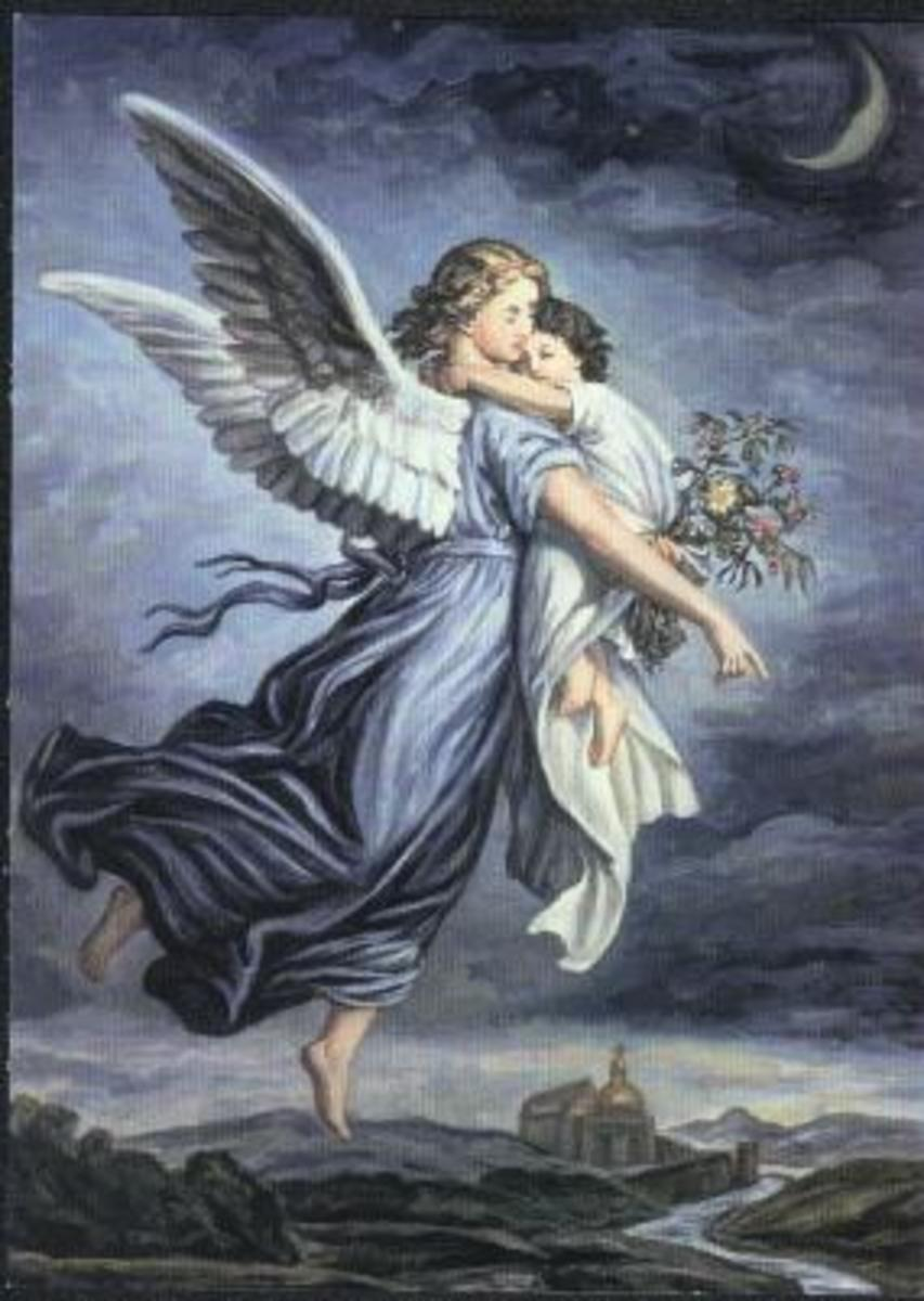 Loving Your Guardian Angel | HubPages