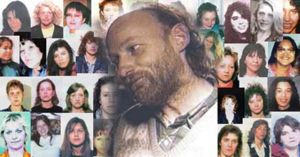 Serial Killer Robert Pickton and his victims