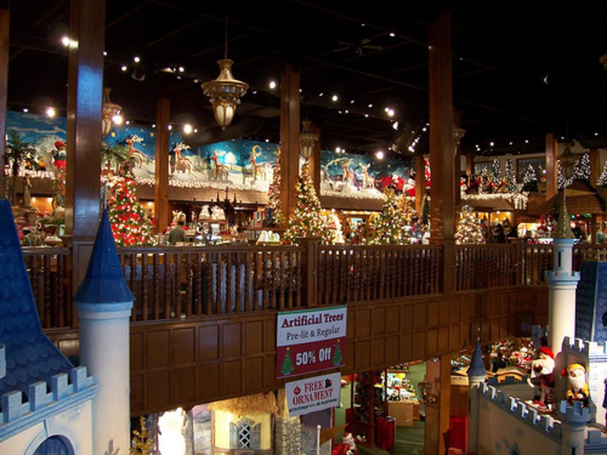 Always Christmas of Canterbury Village in Michigan