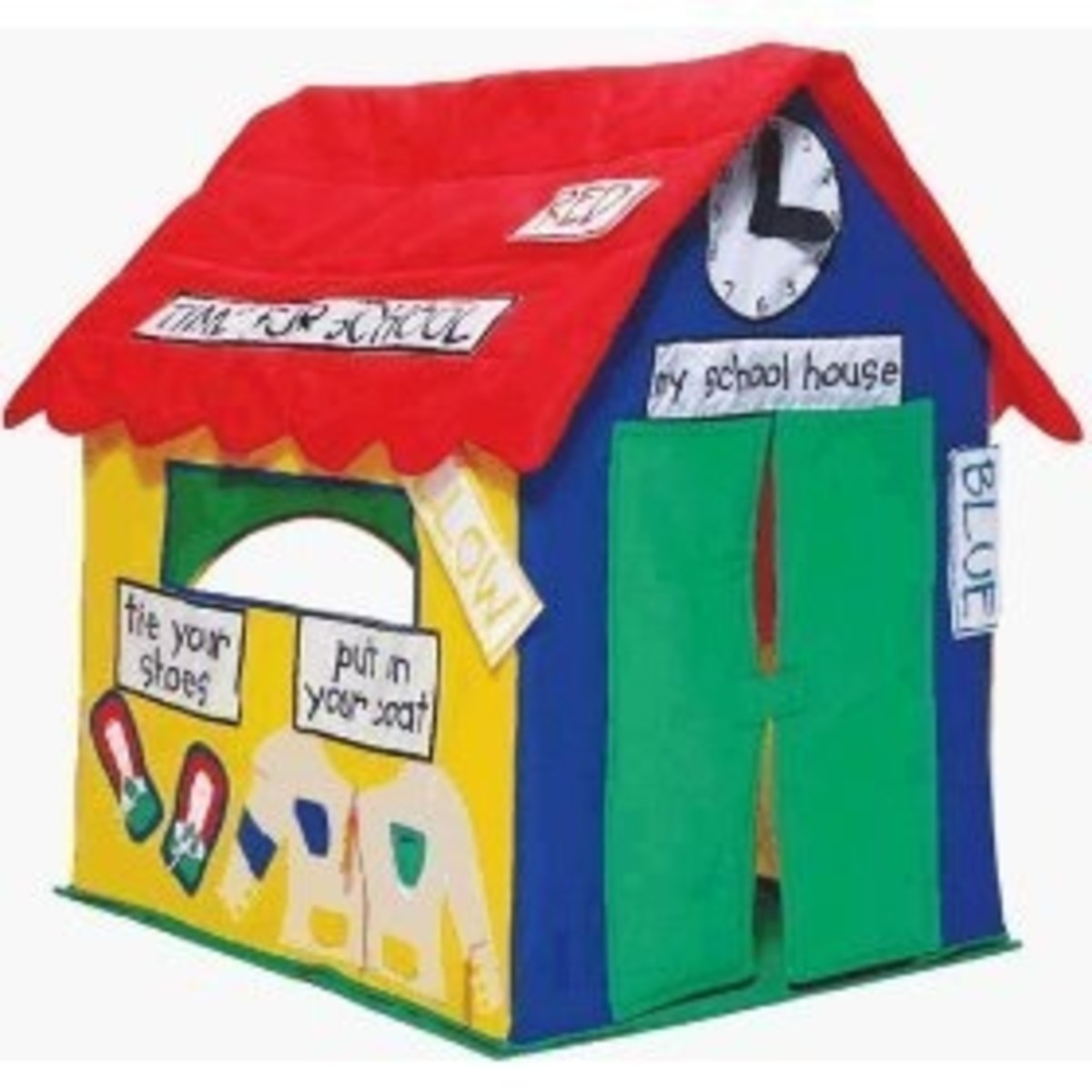 Bazoongi Learning Cottage Play Tent