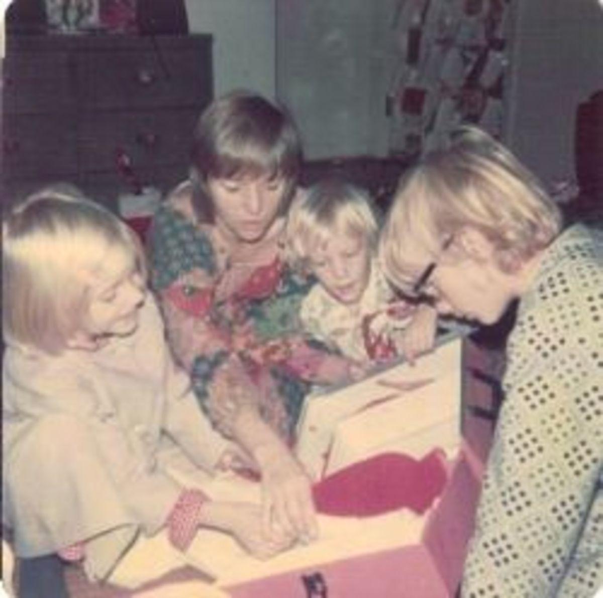 Christmas in South Carolina - 1974