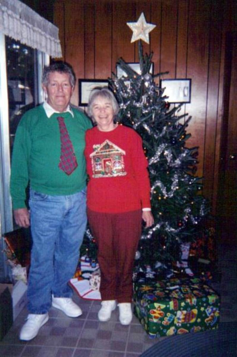 Bob & Pat - the Parents!