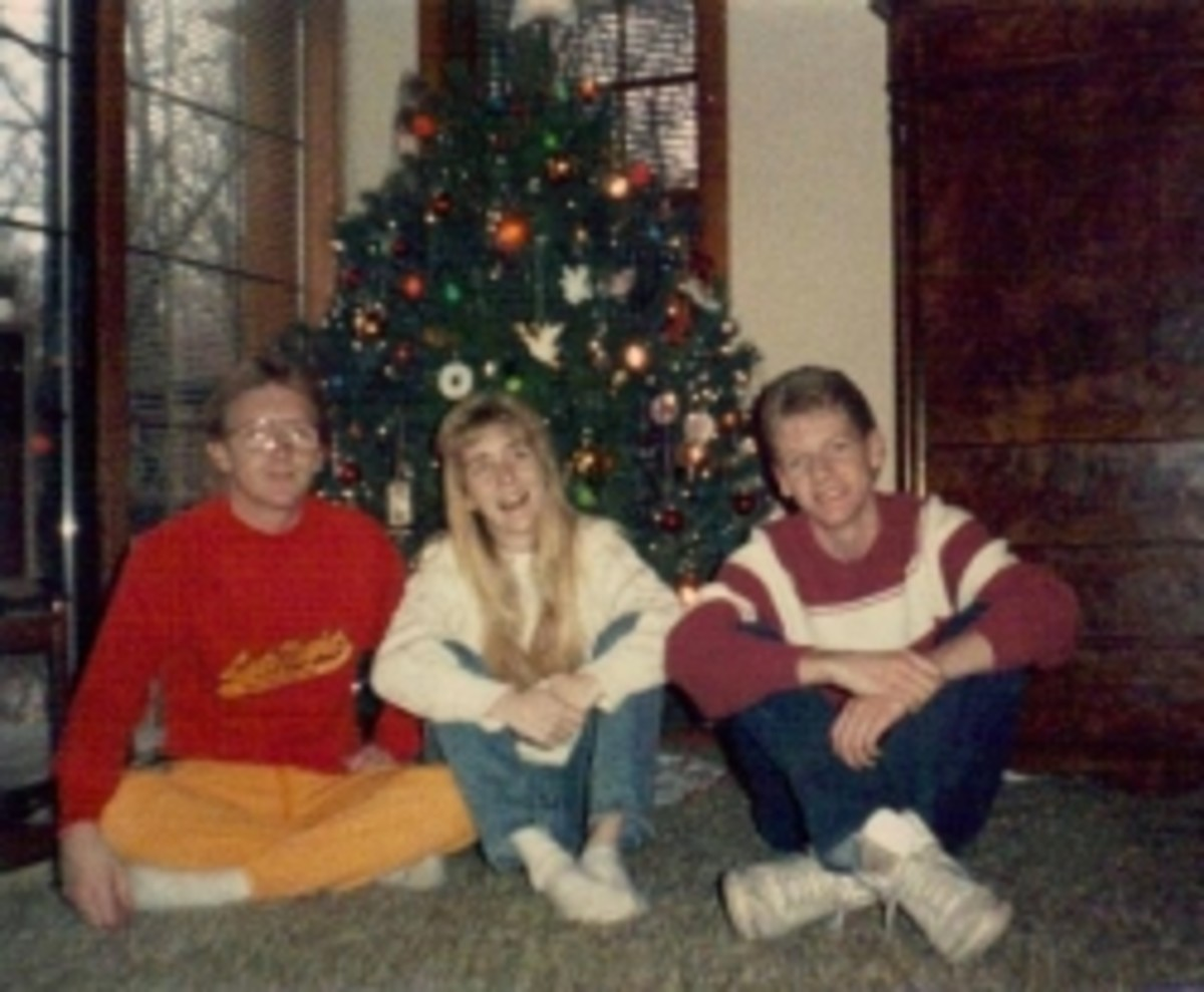 Christmas with Teenagers