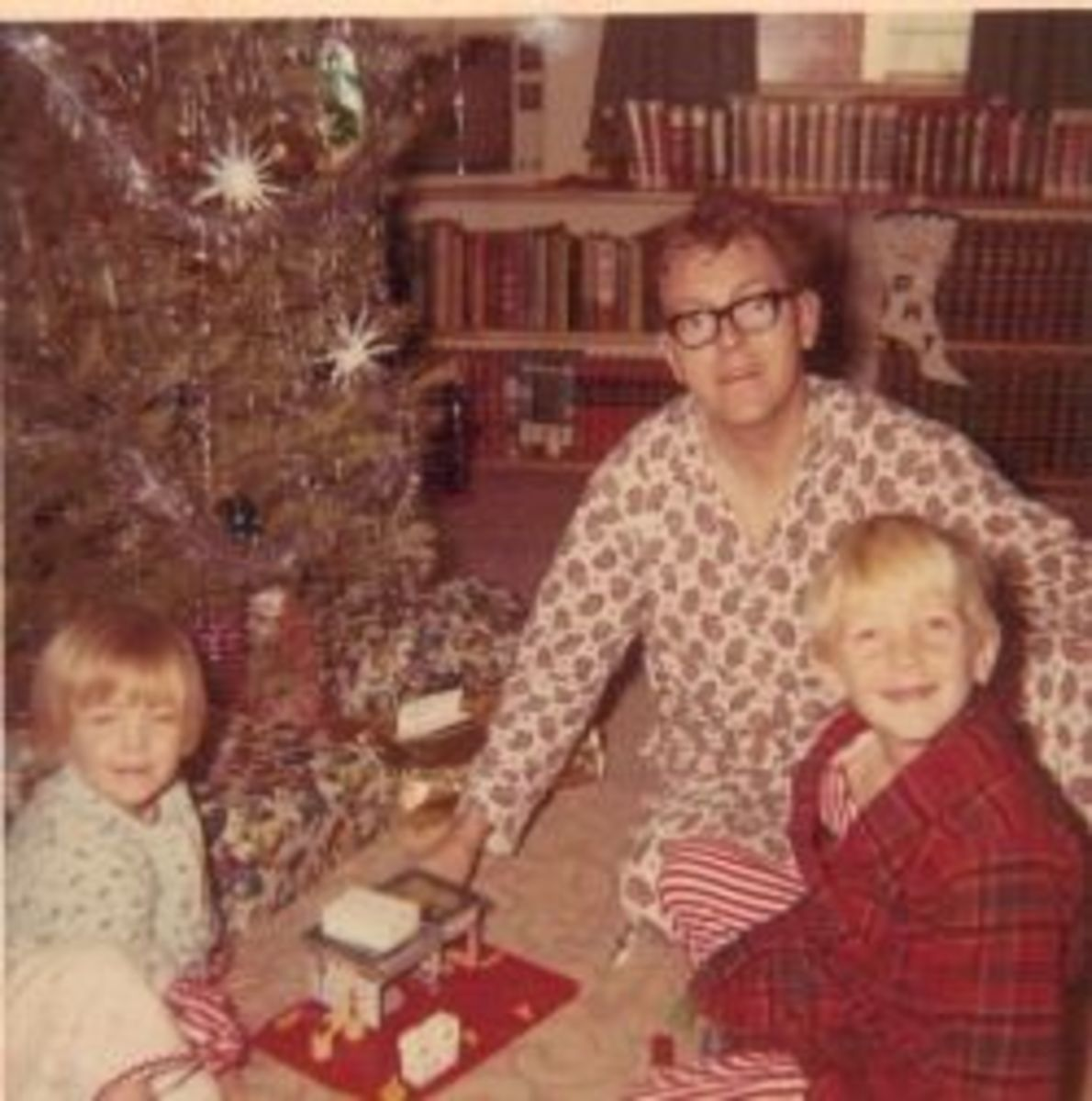 Christmas 1968 in Lincoln, Nebraska