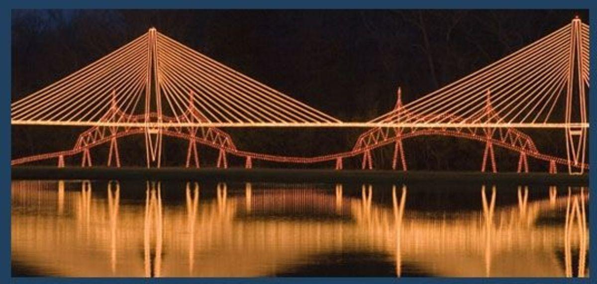 Holiday Festival of Lights - Charleston, SC