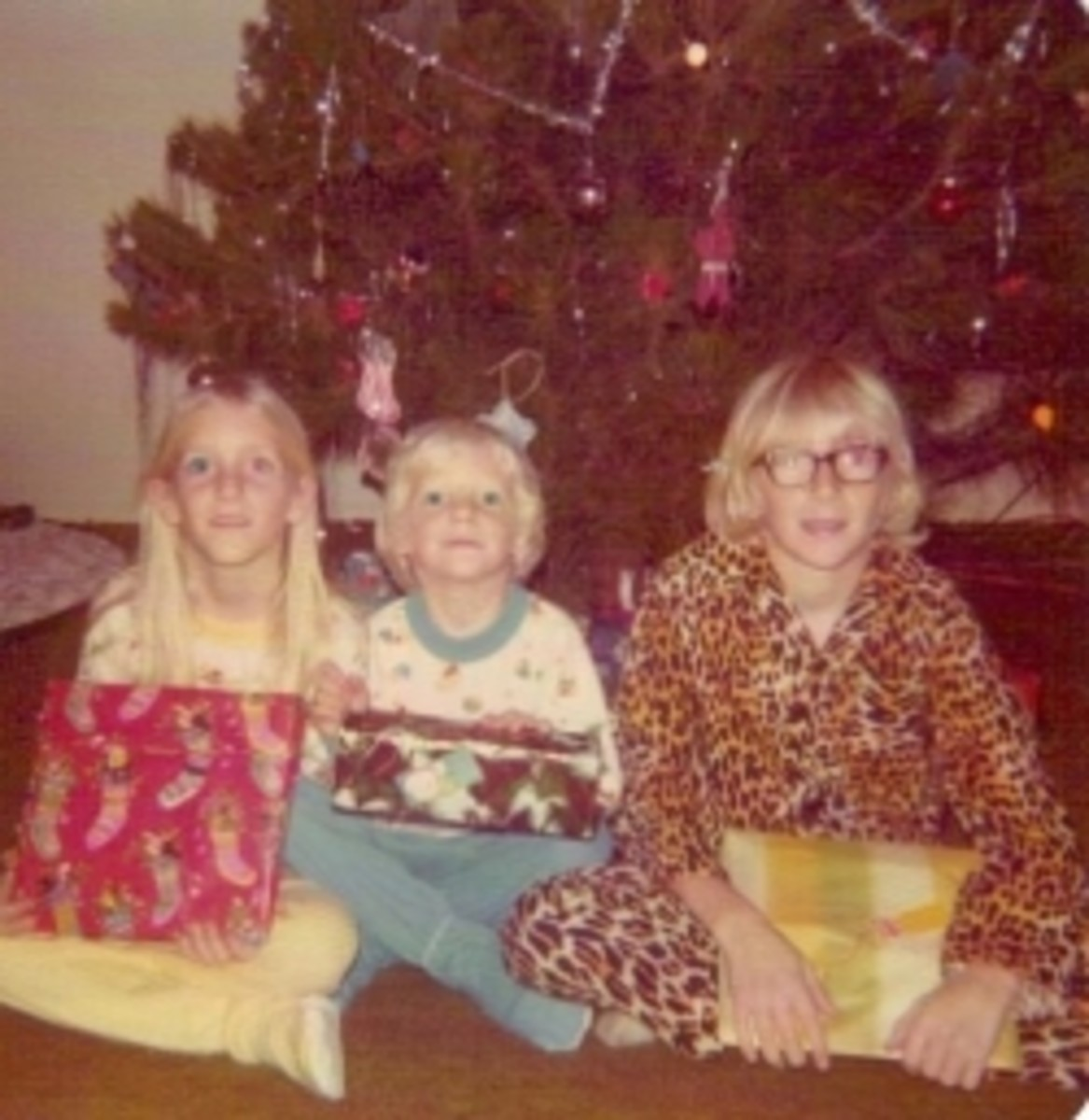 Christmas in California - 1975