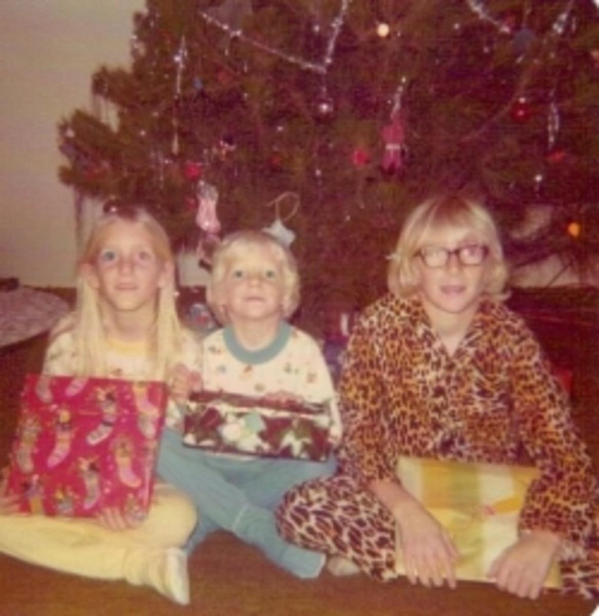 Christmas in California - 1975