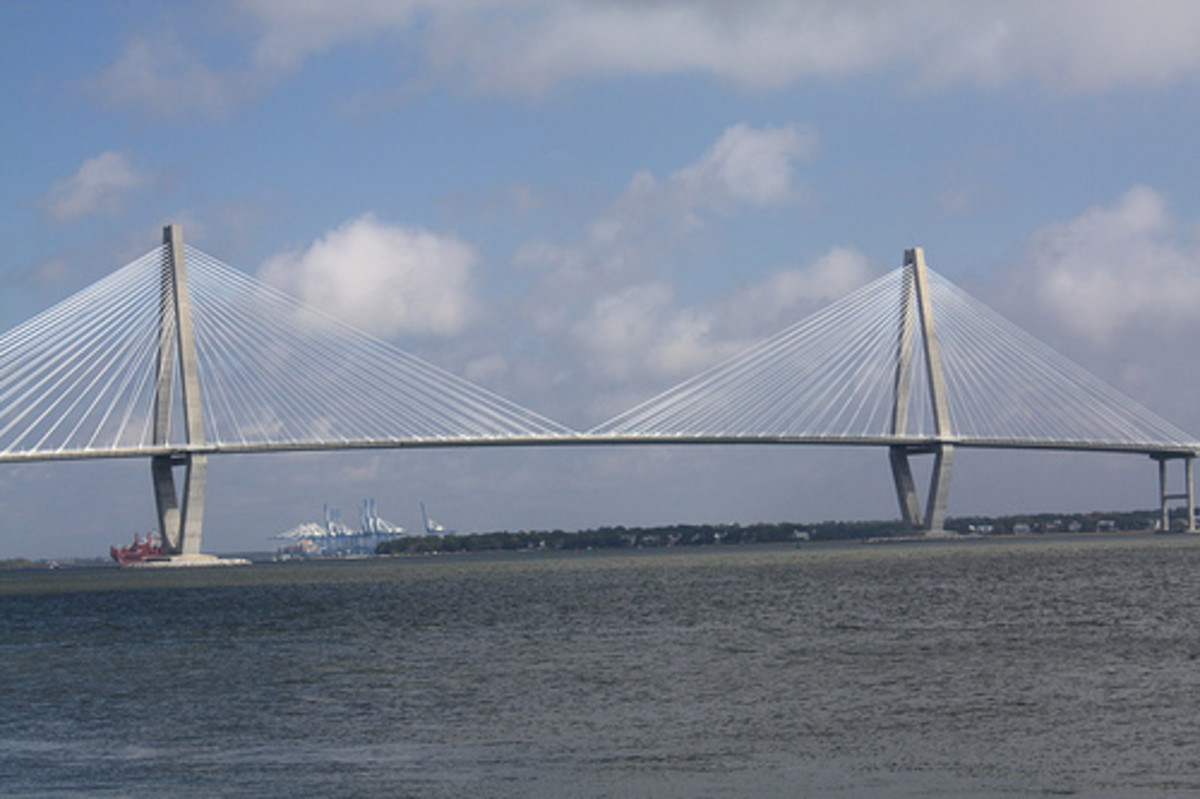Arthur Ravenel Jr. Bridge - Hwy 17. Charleston/Mount Pleasant, SC