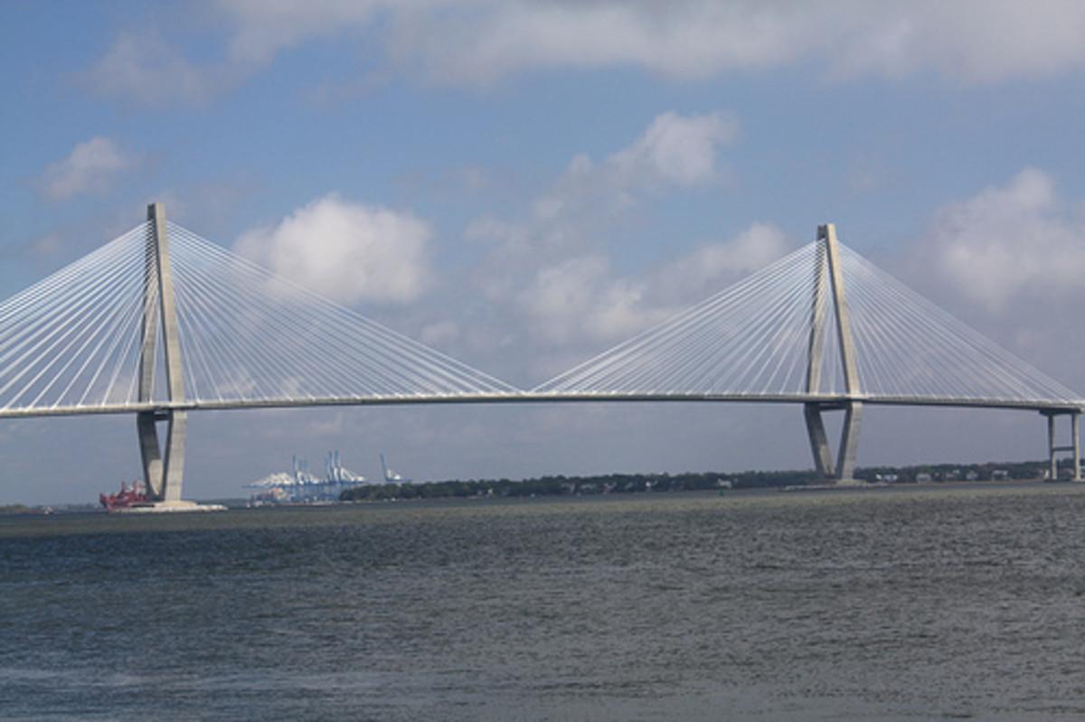 Arthur Ravenel Jr. Bridge - Hwy 17. Charleston/Mount Pleasant, SC
