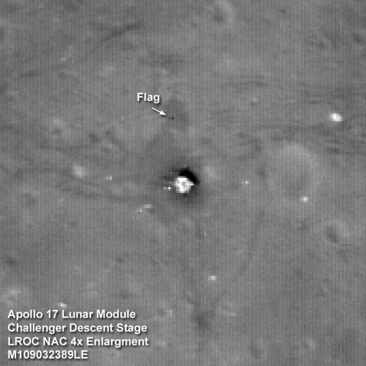 September 2009: Magnification of previous image.