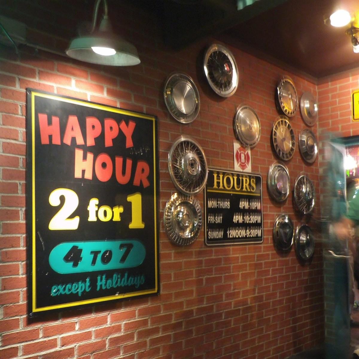 Inside Manny's