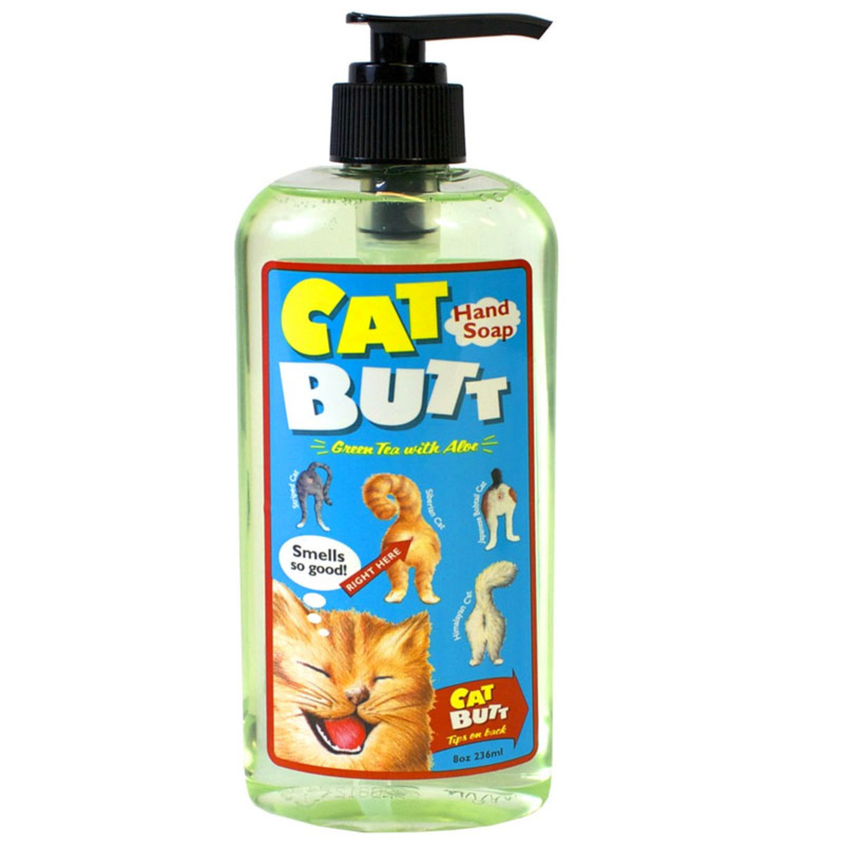 Cat Butt Hand Soap