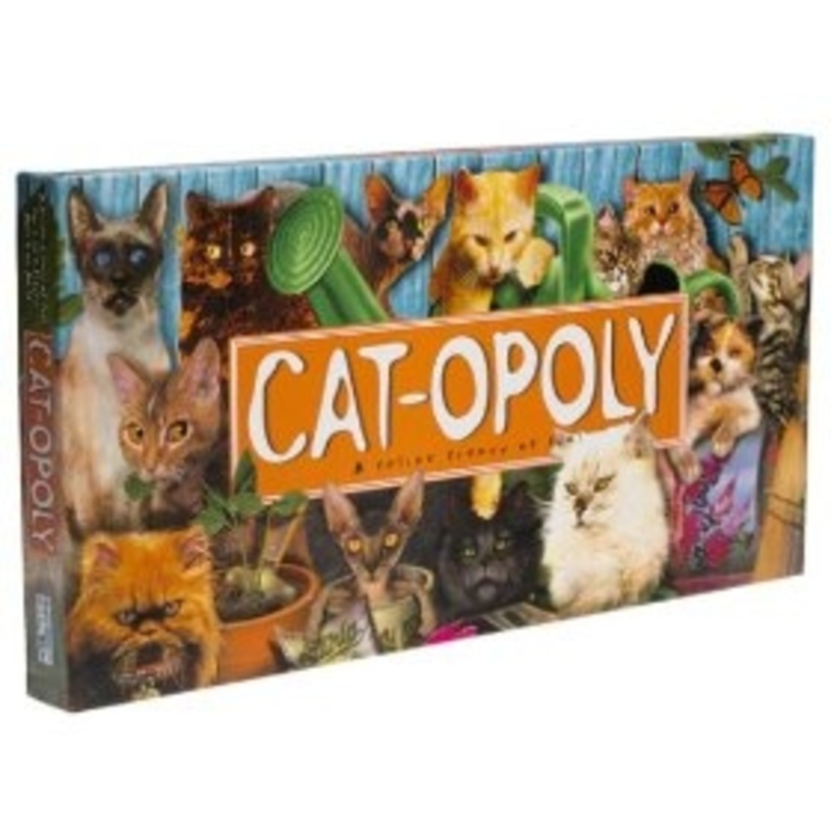 Cat-Opoly Monopoly Cat Game