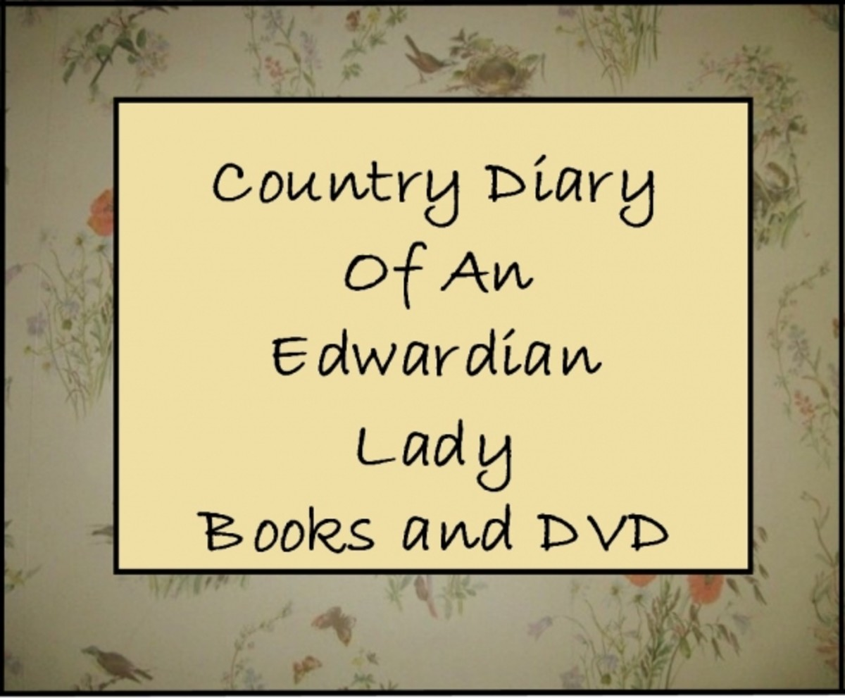 Country Diary Of An Edwardian Lady Books and DVD