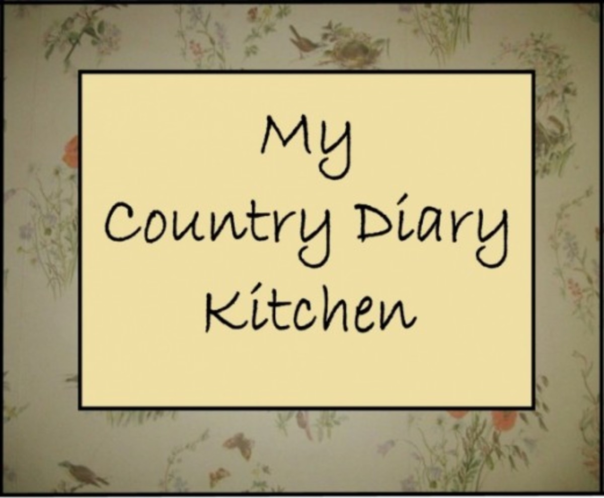 My Country Diary of an Edwardian Lady Kitchen