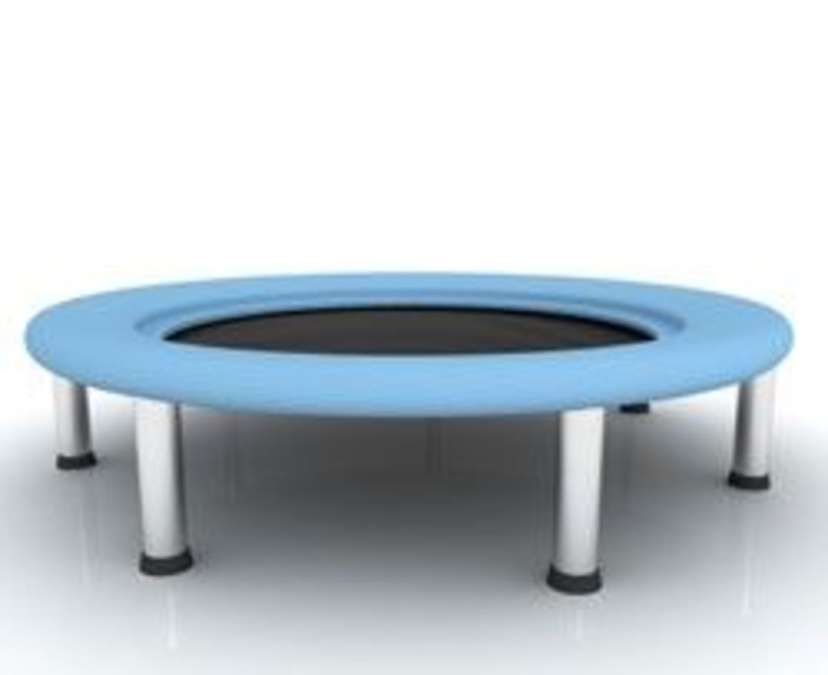 Trampoline for PACE Fitness Routve Image