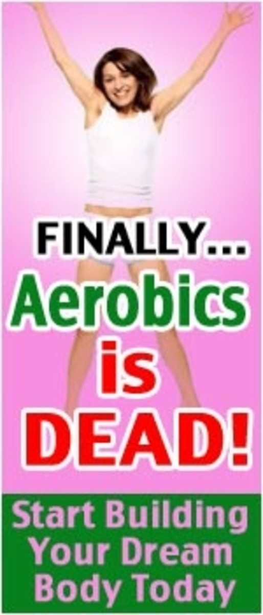 Say goodbye to aerobics