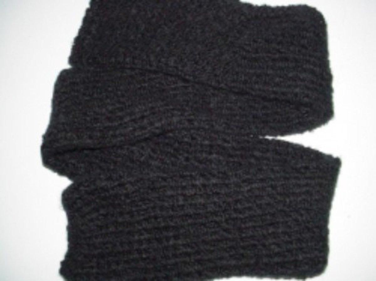 E Wrap Stitch