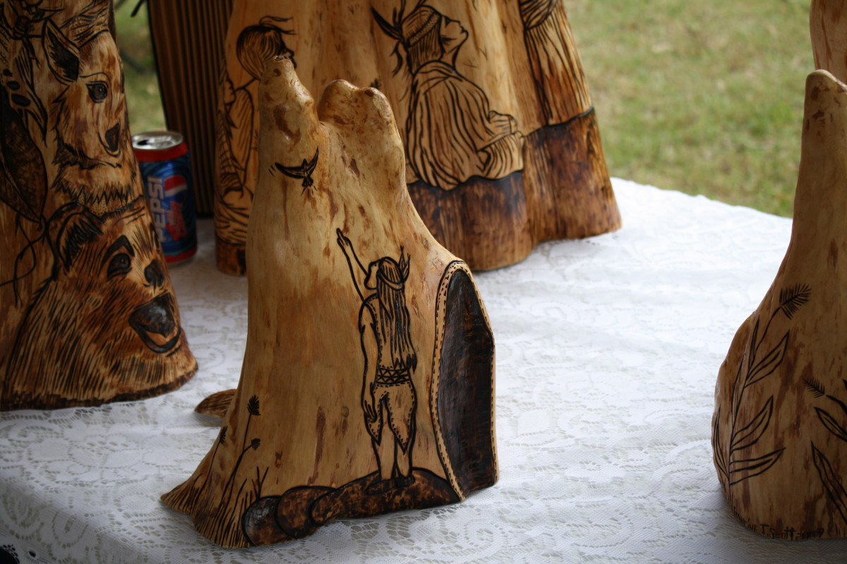Carved wood items for sale, beautiful artwork