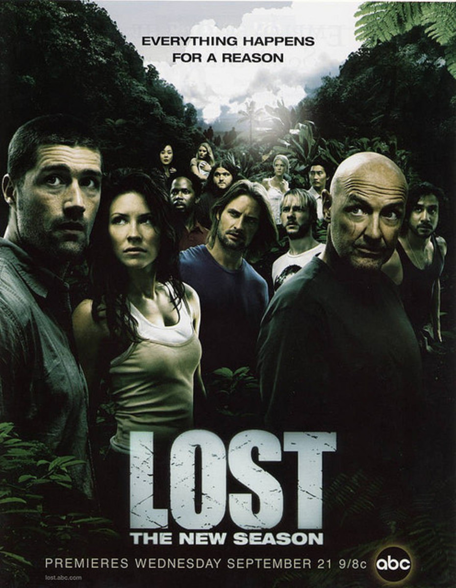 Reasons Why You Should Watch Lost