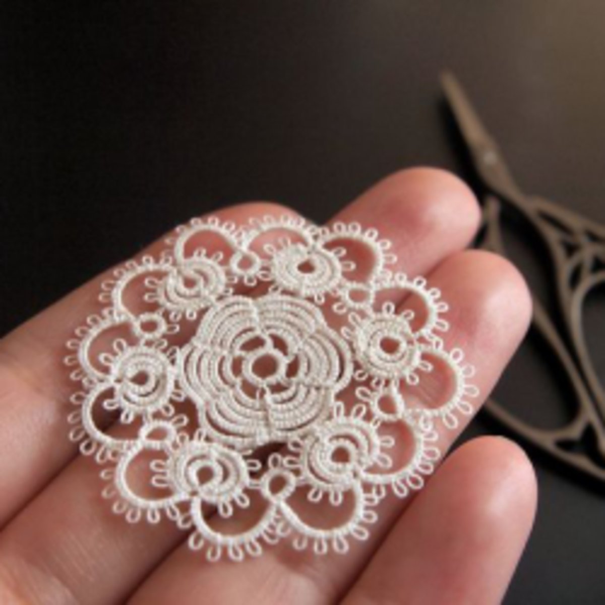 Image result for tatting pictures