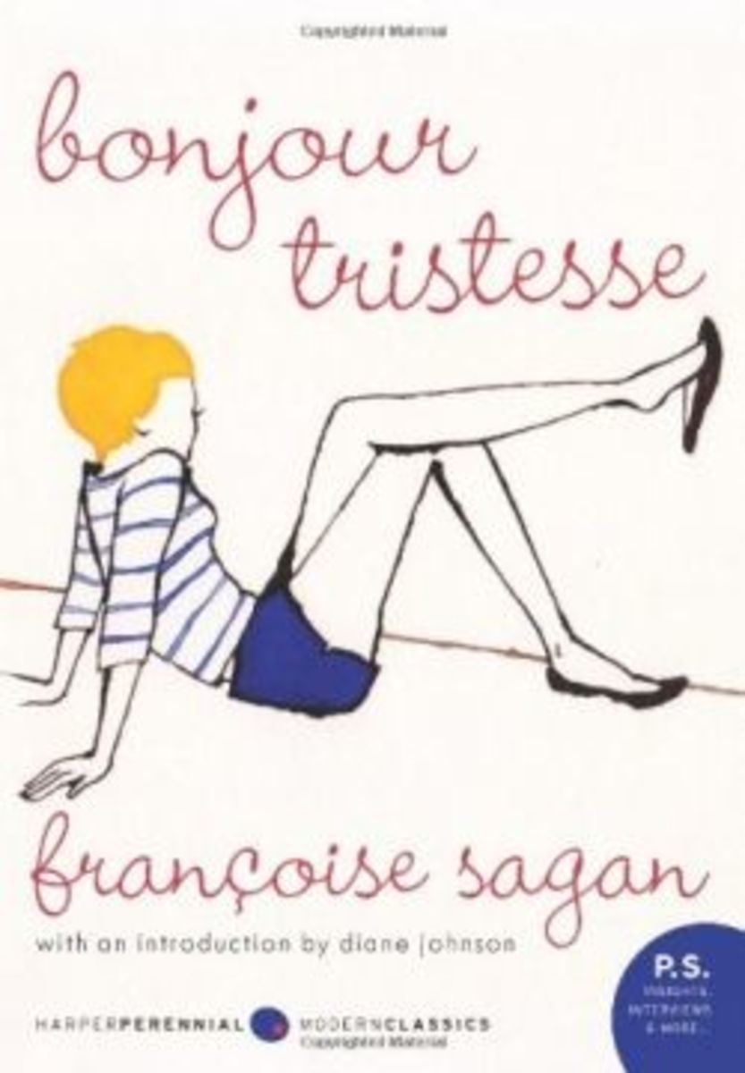 Bonjour Tristesse (Hello Sadness) by Françoise Sagan: My Review