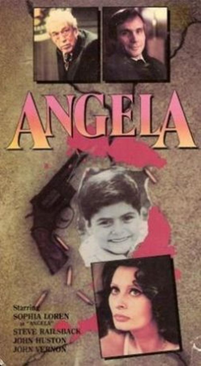 Sophia Loren's Angela Movie Review